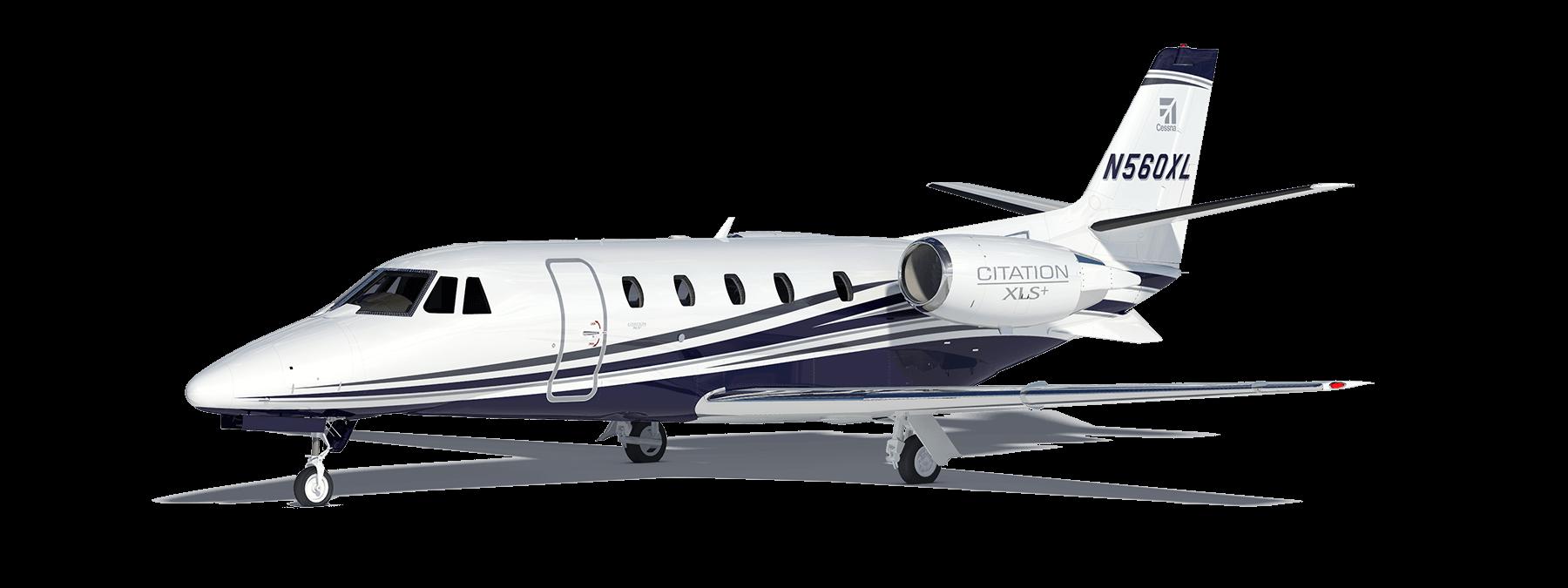Самолет Cessna Citation XLS +