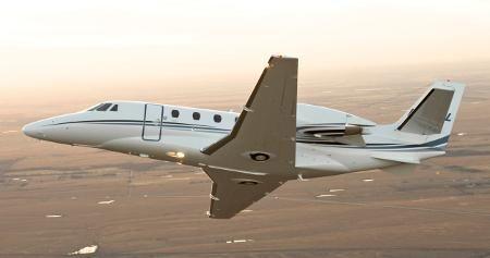 Частный самолет Citiation XLS
