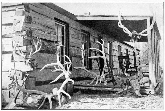 The Ranch Veranda