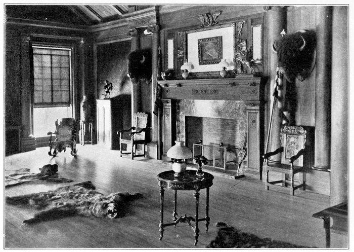 The North Room at Sagamore Hill
