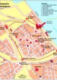 Map of Famagusta (Αμμόχωστος) center