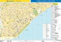 Map of Limassol center pdf