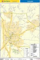 High quality map of Paralimni pdf