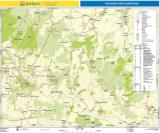 High quality map of Troodos (Τρόοδος) east pdf