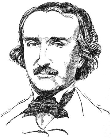 Ritrato de Edgar Allan Poe