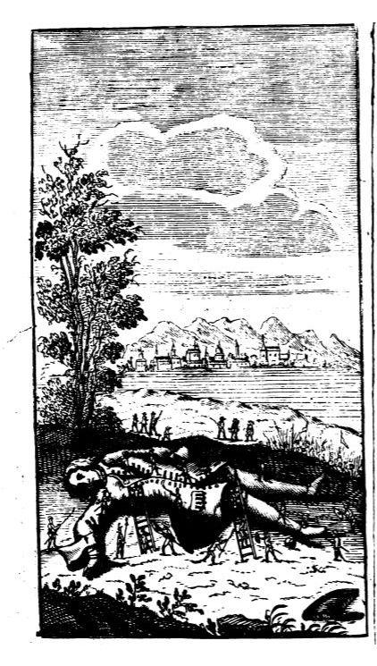 Swift, Jonathan. Viaggj del Capitano Lemuel Gulliver in diversi Paesi lontani. Read online, download free ebook PDF