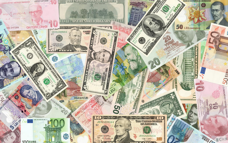 we accept all currencies
