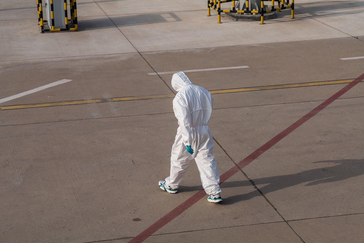 China coronavirus empty roads
